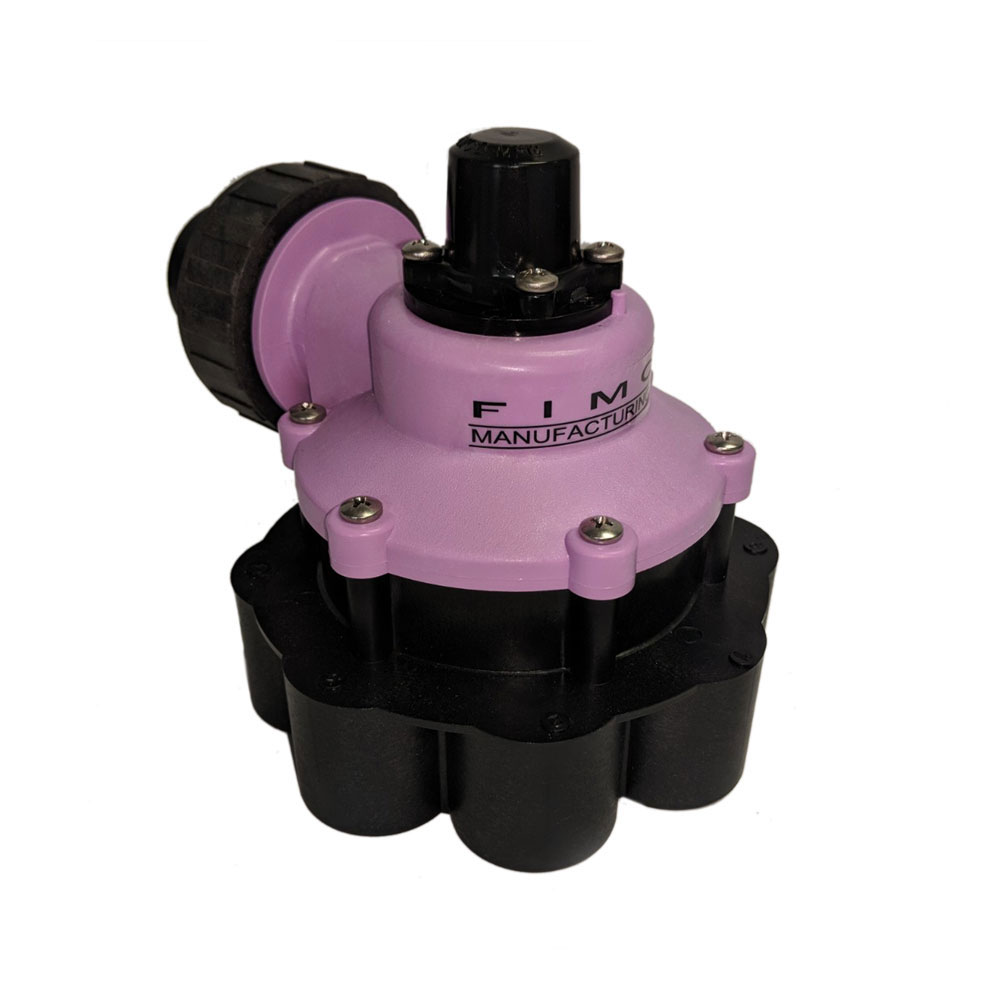 8 Outlet Indexing Valve For Wastewater