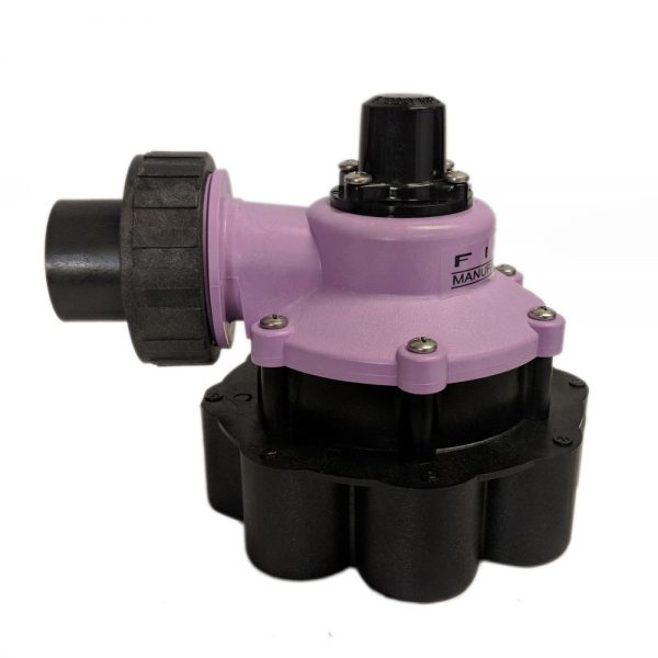 1 Inch Mini 8 Outlet Reclaimed Water Indexing Valve