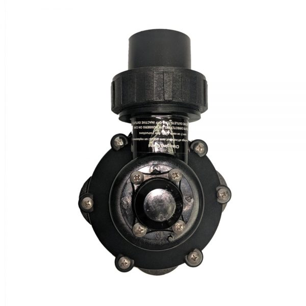 1 1/4 Inch 4 Outlet Indexing Valve