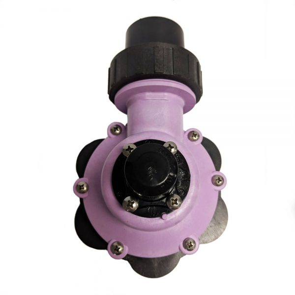 1 1/4 Inch Mini 6 Outlet Reclaimed Water Indexing Valve