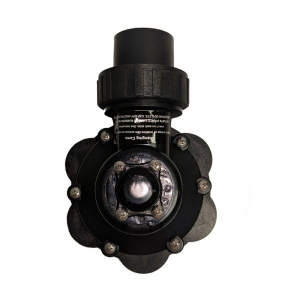 1 1/4 Inch 6 Outlet Indexing Valve