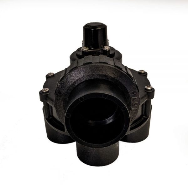 1 1/2 Inch 4 Outlet Indexing Valve