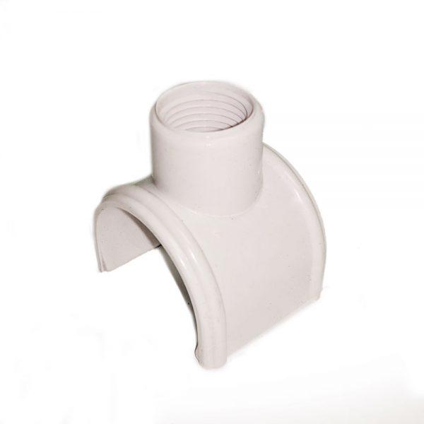 1 1/4 Inch PVC Saddle