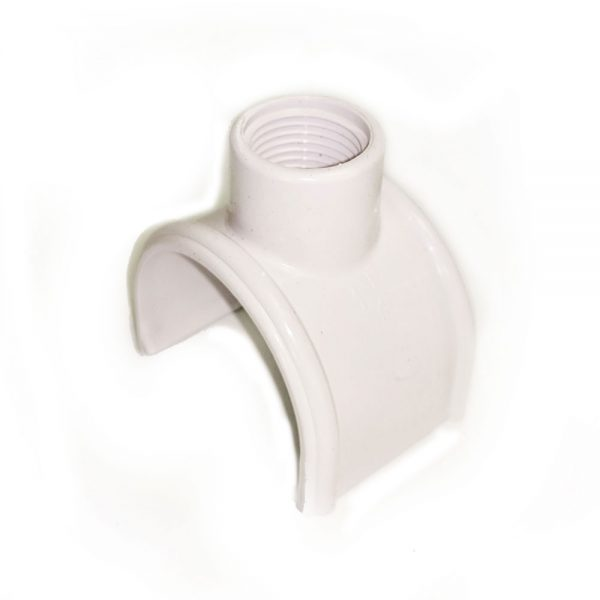 1 1/2 Inch PVC Saddle