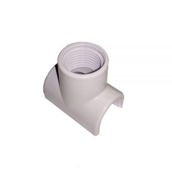 1/2 Inch PVC Saddle